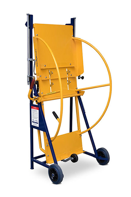 The Niftylift bin lifter