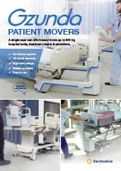 Powered bed movers
