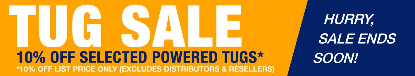 Powered tug sale